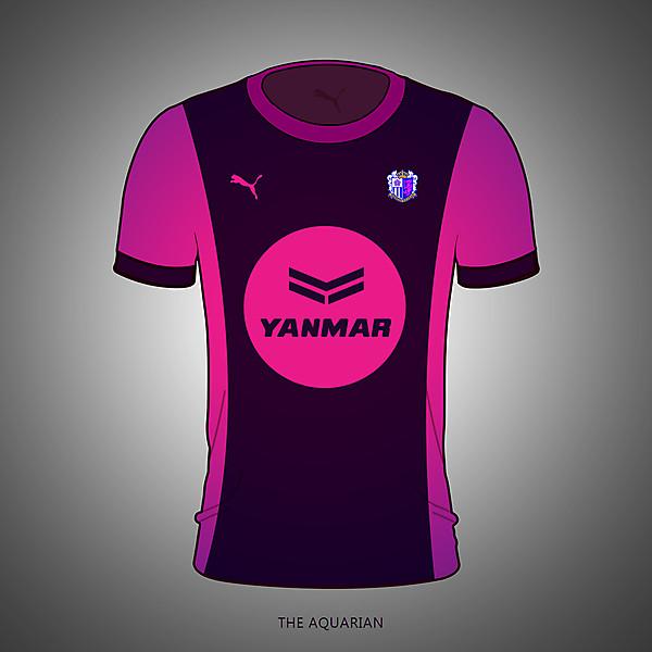 Cerezo Osaka Kit Design