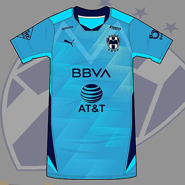 CF Monterrey - away concept
