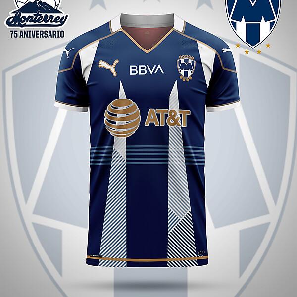 CF Monterrey home concept