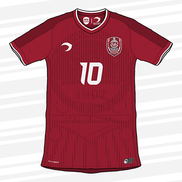 CFR Cluj | Home Shirt