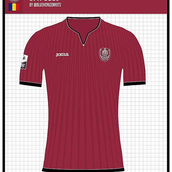 CFR Cluj Home Shirt- @bluehorizonkits