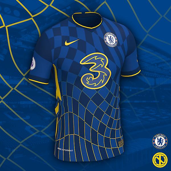 Chelsea FC | Home Kit Concept