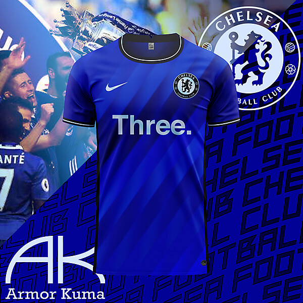 Chelsea FC Nike Home Kit