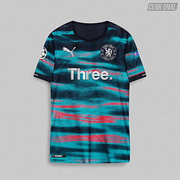 Chelsea x Puma