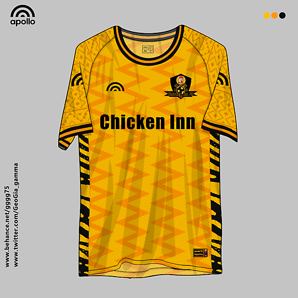 chicken inn fc jersey