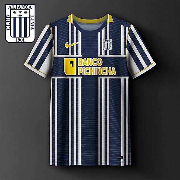 Club Alianza Lima home concept
