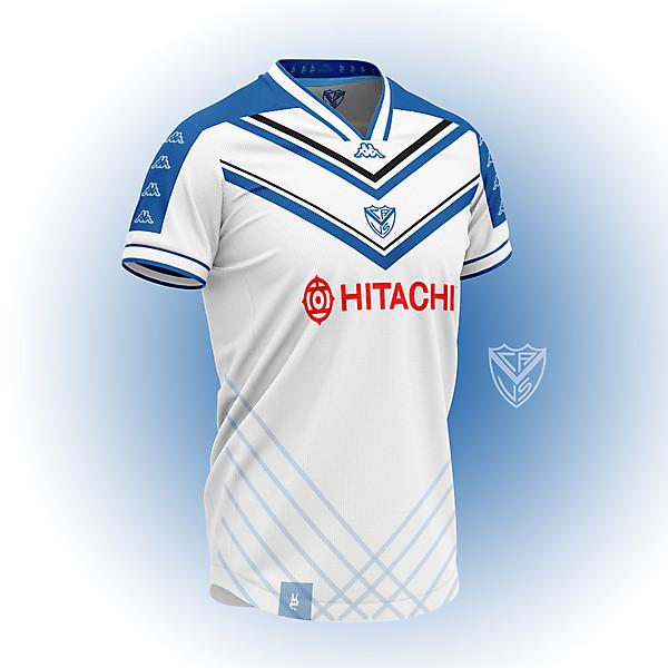 Club Atlético Vélez Sársfield Concept Home kit