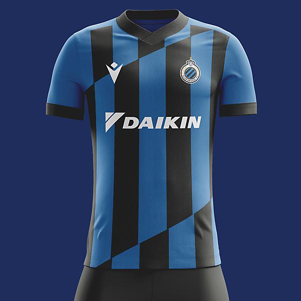 Club Brugge Home