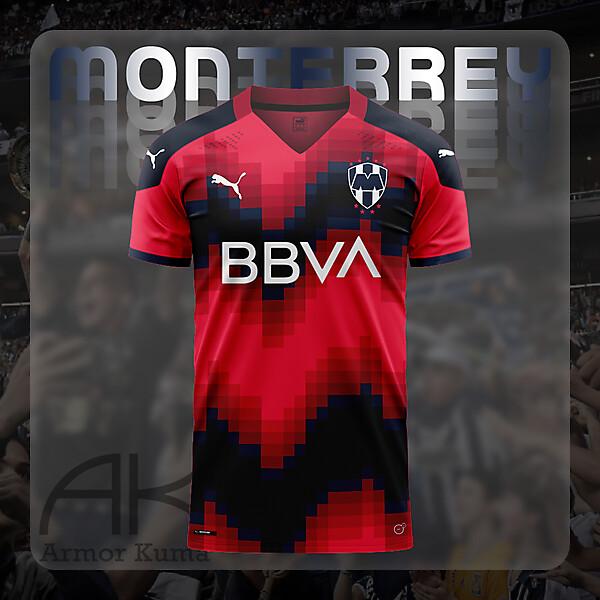 Club de Fútbol Monterrey Puma Third Kit