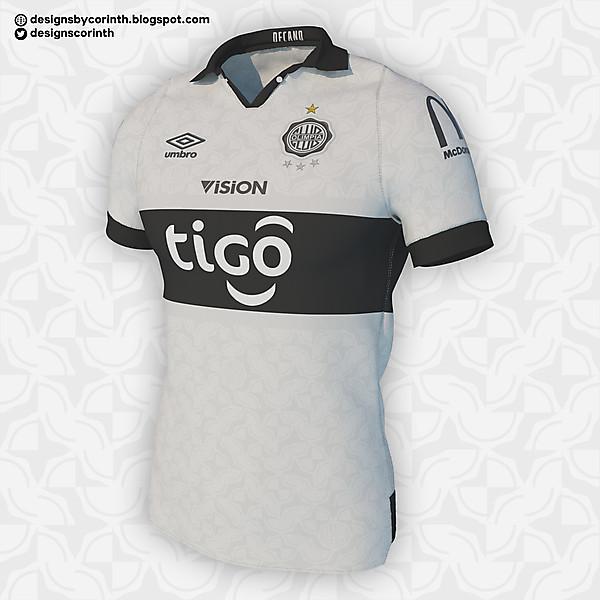 Club Olimpia | Home Shirt