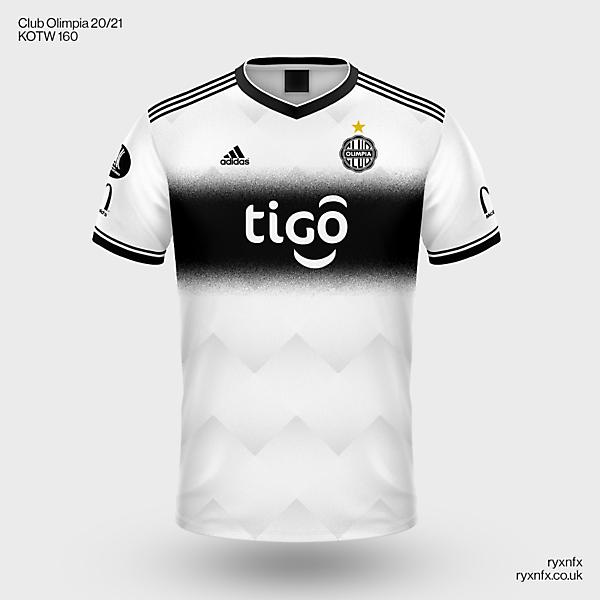 Club Olimpia | KOTW 160