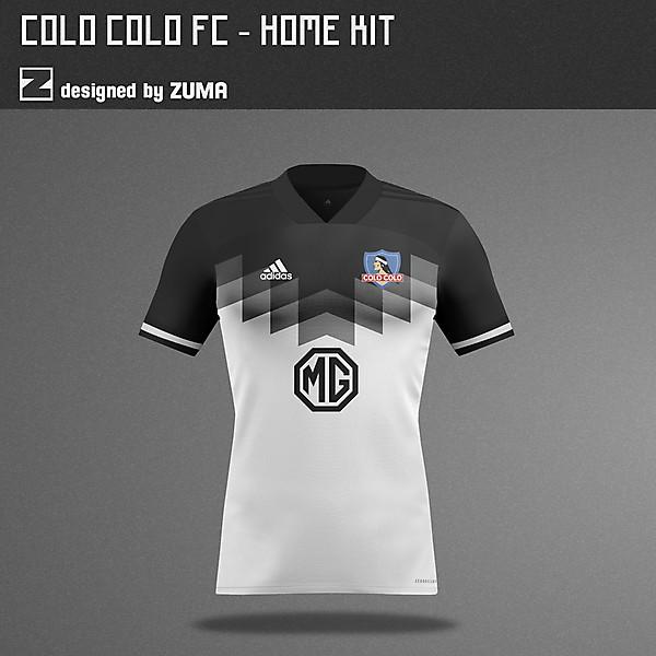 Colo Colo | Adidas | Home Kit