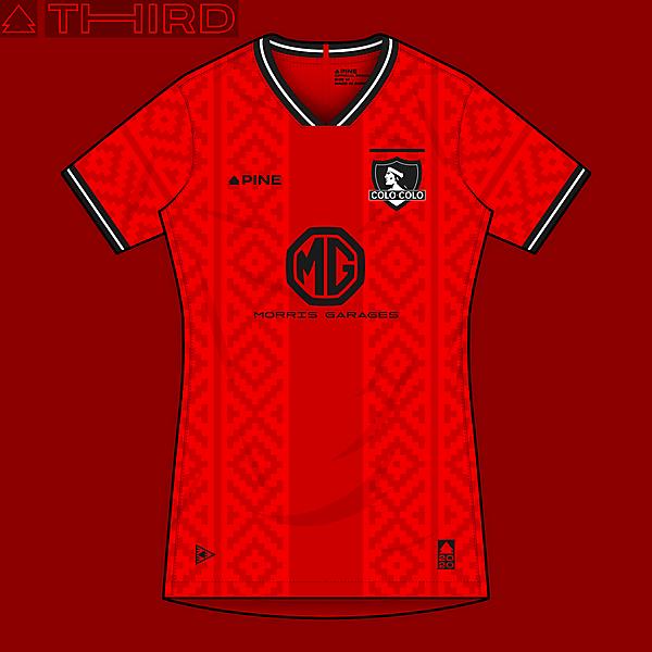 Colo Colo | Third | Pine