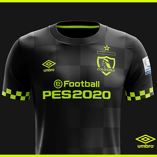 Colo Colo Alternate Kit 2021