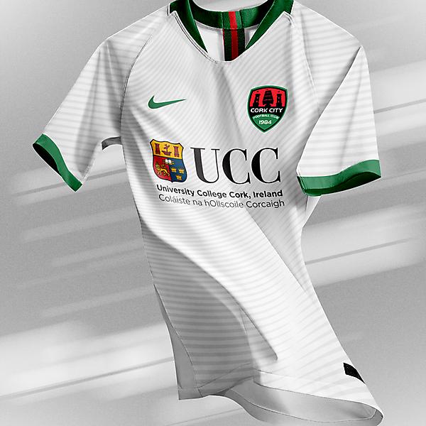 Cork City - Away Kit