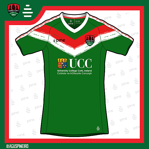 Cork City Home Kit Design by Pine