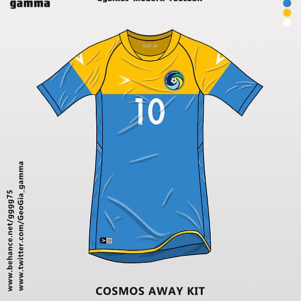 cosmos away kit
