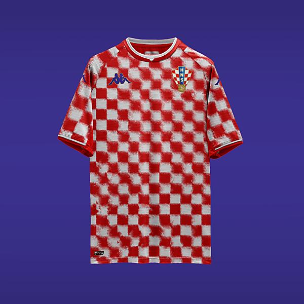 Croatia x Kappa