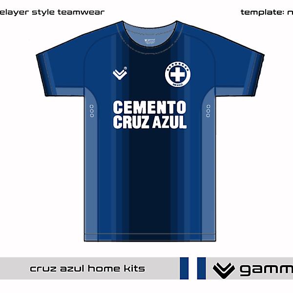 Cruz azul home kit