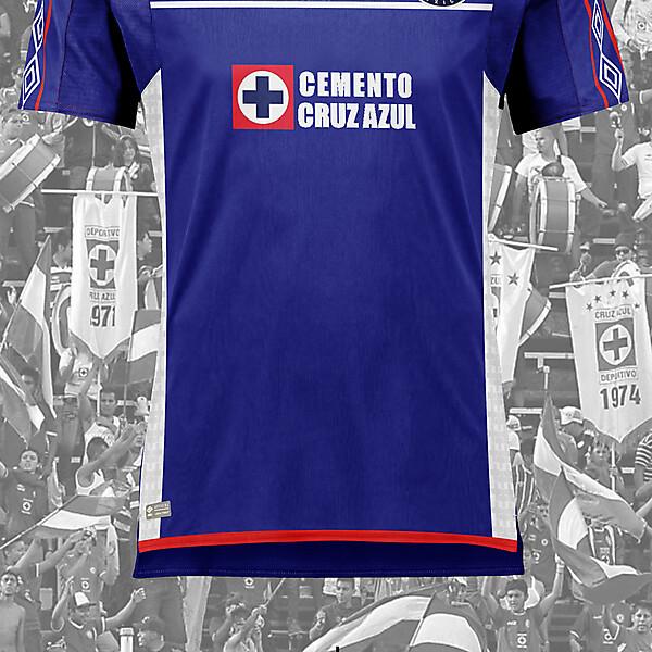 Cruz Azul Home KOTW