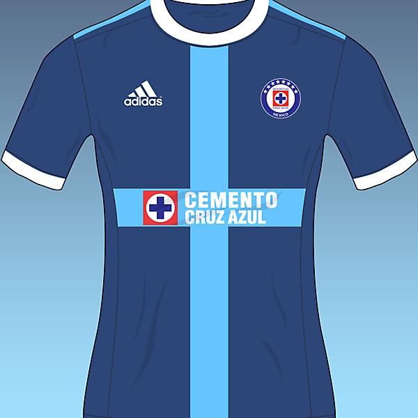 Cruz Azul x Adidas