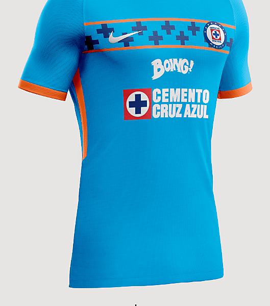 Cruz Azul x Nike