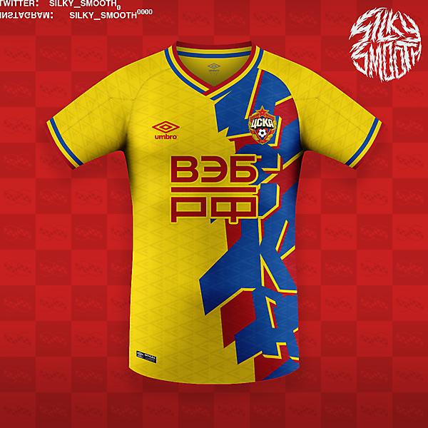 CSKA Umbro @silky_smooth0