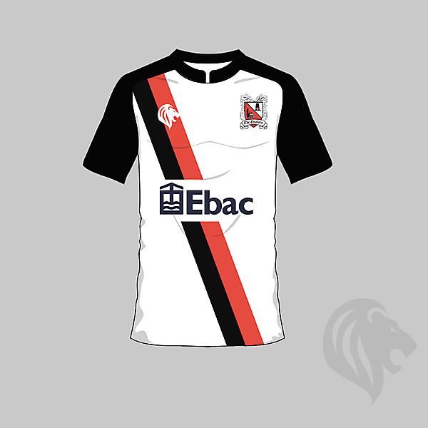 Darlington Away Shirt