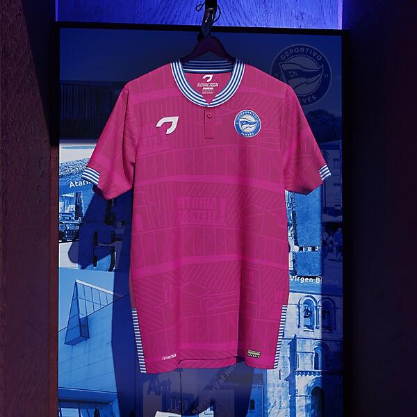 Deportivo Alavés | Away Shirt