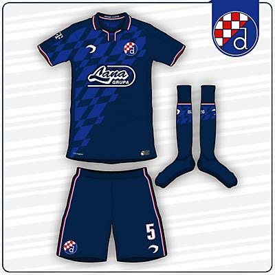 Dinamo Zagreb | Home Kit