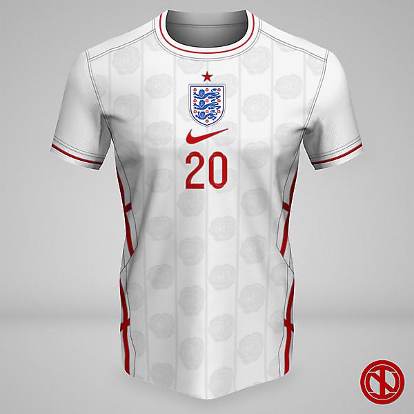 England | Home Kit Concept