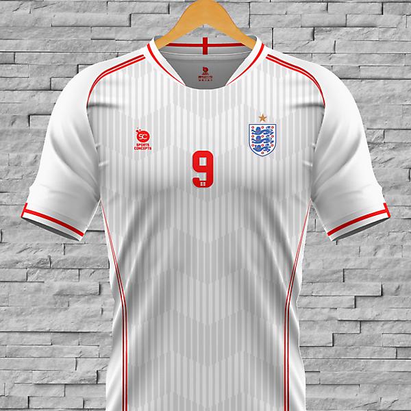 England Home Jersey