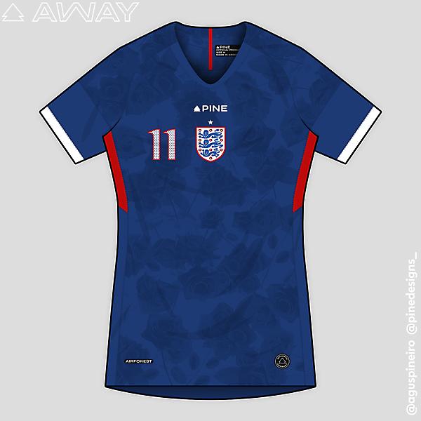 England NT | Away | Pine