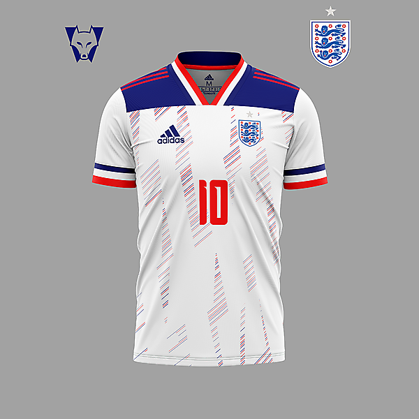 England x Adidas | home concept