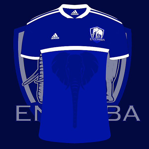 Enyimba International FC 20/21 Concept Home