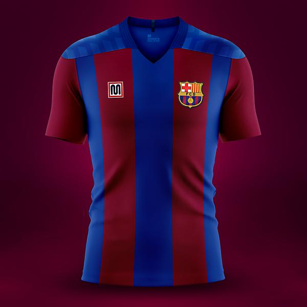 FC Barcelona x Meyba