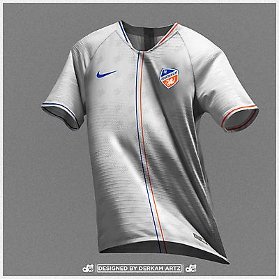 FC Cincinnati - Away Kit