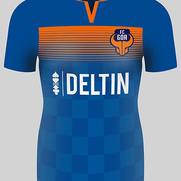 FC Goa Kit