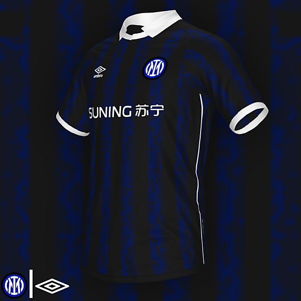 FC Inter Umbro Home Shirt | KOTW 199 C07