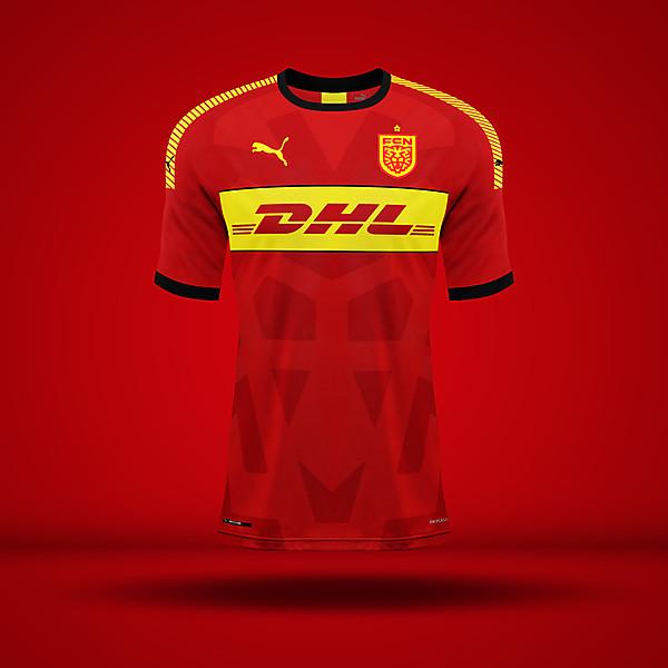 FC Nordsjaelland - Home Kit