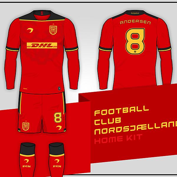 FC Nordsjælland | Home Kit