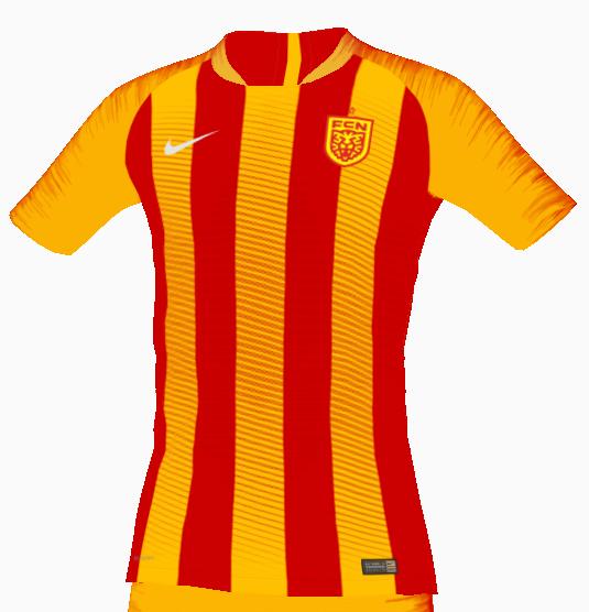 FC Nordsjælland Home Kit