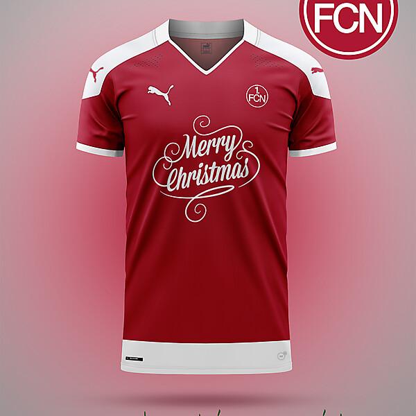 FC Nurnberg Christmas Special concept