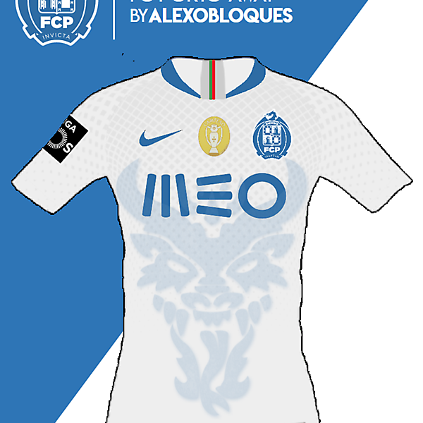 FC Porto Away Jersey