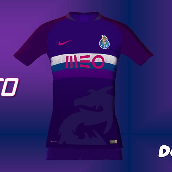 FC Porto Third Kit KOTW