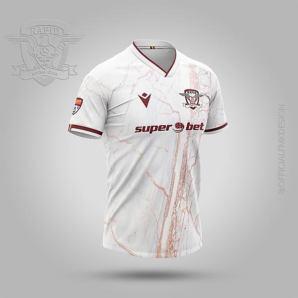 FC Rapid București Away Kit