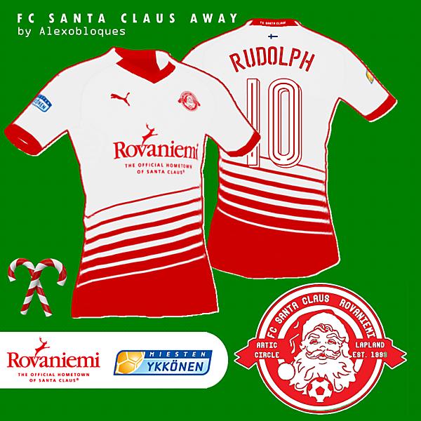 FC Santa Claus (AWAY)