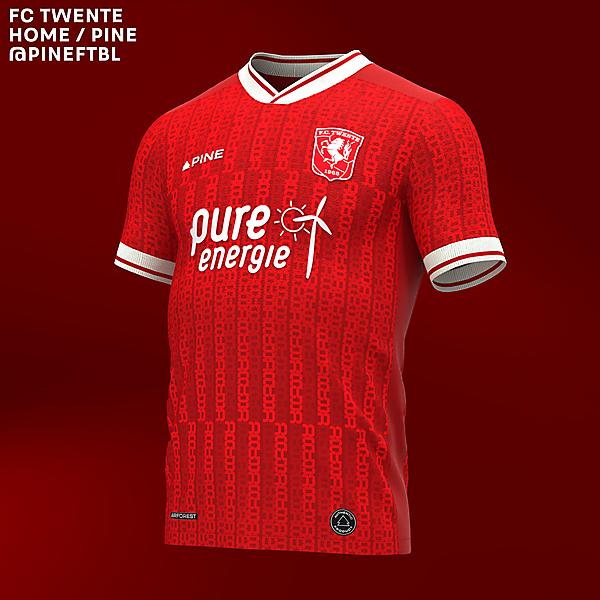 FC Twente | Home | Pine