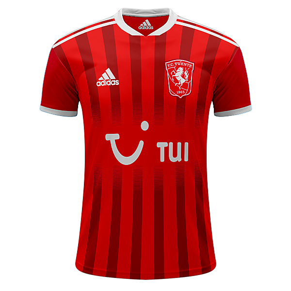 FC Twente concept home