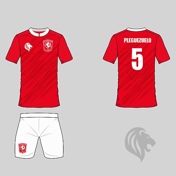 FC Twente Home Shirt
